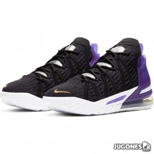 LeBron 18 Lakers