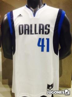 NBA Dirk Nowitzki Jersey