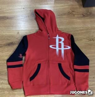 Full Zip Houston Rockets Jr