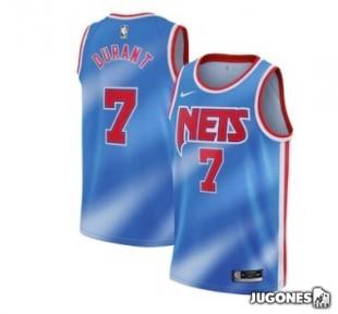 Brooklyn Nets Nike Classic Edition Swingman Jersey  Kevin Durant