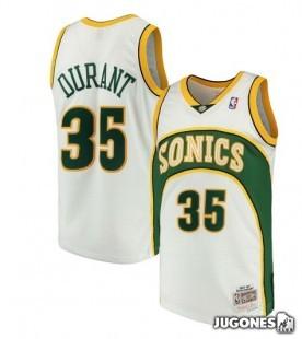 Seattle Supersonics Kevin Durant Jr 2007-2008