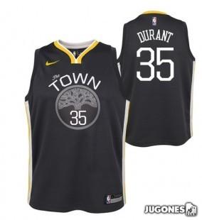 NBA Golden State Warriors T-Shirt `Kevin Durant`