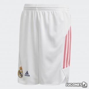 Pantalón Real Madrid 2020/2021 Jr