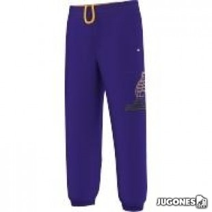 Lakers Cotton long pant