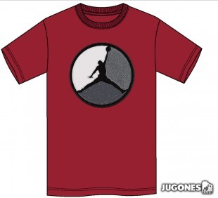 Jordan Patch Work tee