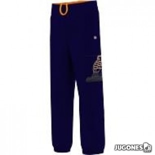 Lakers Cotton Long Pants Children