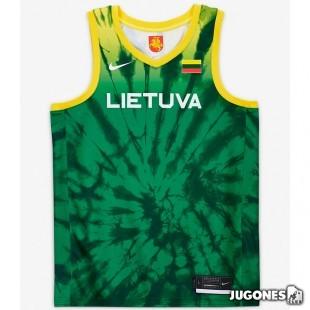 Nike Basket Lithuania