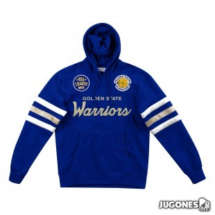 Championship Game Hoody Golden State Warriors