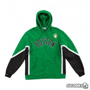 Final Seconds Fleece Hoody Boston Celtics