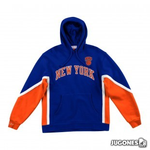 Final Seconds Fleece Hoody New York Knicks