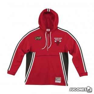 French Terry Anorak Chicago Bulls