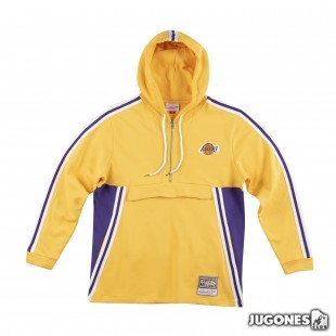 French Terry Anorak Angeles Lakers