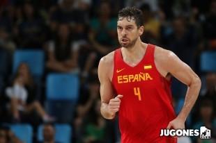 Nike Basket Spain Pau Gasol Jr
