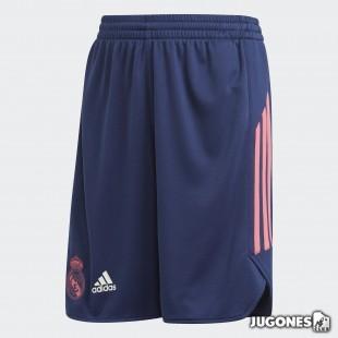 Real Madrid 2020-2021 Jr short