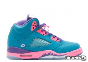 Nike Air Jordan 5 GG Tropical Teal