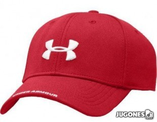 Under Armor Red Cap