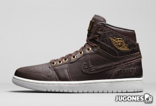 Nike Air Jordan 1 Pinnacle Croc