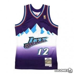 Utah Jazz John Stockton Jr 1996-1997