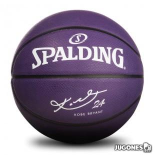 Spalding Kobe Bryant Outdoor Basketball - Purple Snake - Size 7