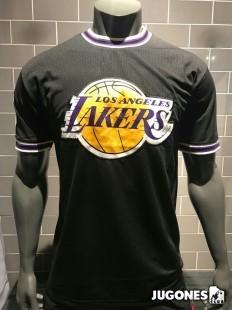 Oversized NBA Lakers T-shirt