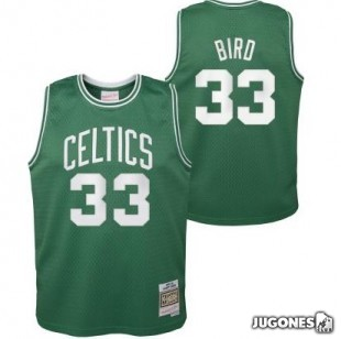 Boston Celtics Larry Bird Jr