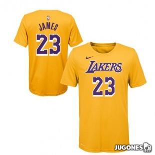 Lebron James Lakers T-Shirt