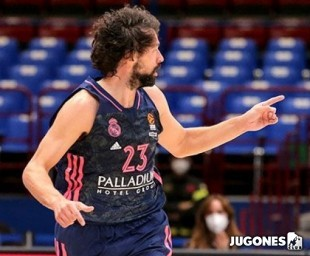 Real Madrid 2020/2021 Jr Sergio Llull
