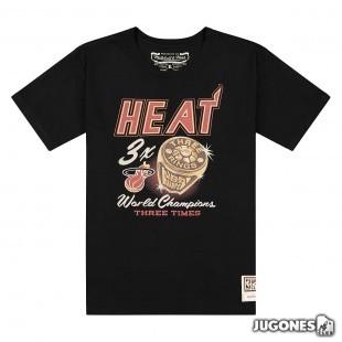 NBA Print Champions Miami Heat