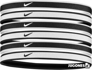 Cintas de pelo Nike Tipped 6pk