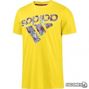 Adidas T-shirt M / C logo