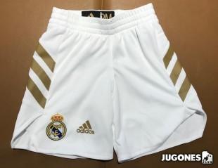 Real Madrid Kids Short