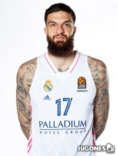 Real Madrid 2020/2021 Jr Vincent Poirier