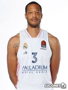 Camiseta Real Madrid 2020/2021 Jr Anthony Randolph