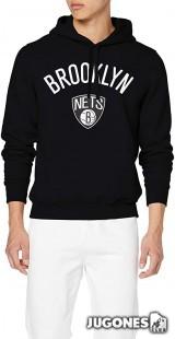 Team Logo Brooklyn Hoodie
