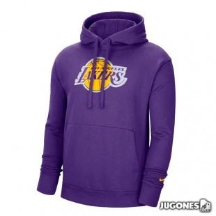 Nike NBA Lakers Hoodie
