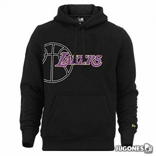 New Era Lakers Hoodie
