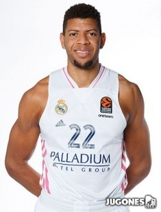 Real Madrid 2020/2021 Jr Walter Tavares