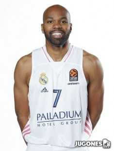 Real Madrid 2020/2021 Jr Alex Tyus
