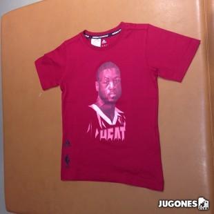 GFX Player Wade T-shirt