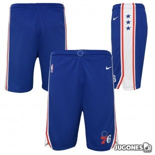 76ERS Jr Short
