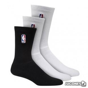 NBA Pack 3 socks