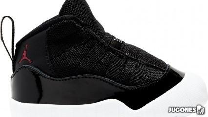 Jordan 11 Crib Bootie TD