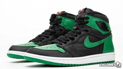 Jordan 1 Retro High OG Pine Green