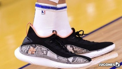 CURRY 8 SNK GS