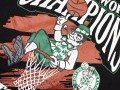 Boston Celtics 17-Time World Champions Mitchell & Ness NBA T-Shirt